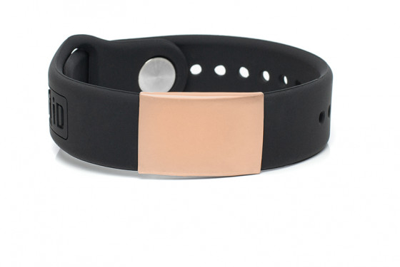 Pulseira Self ID Smart Rose Gold